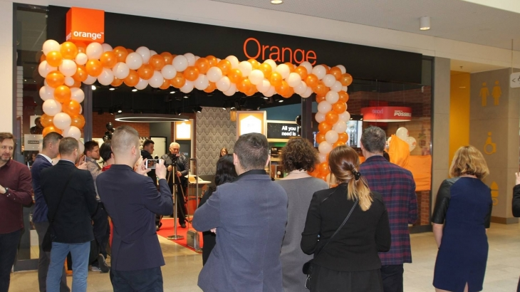 Salon orange rybnik