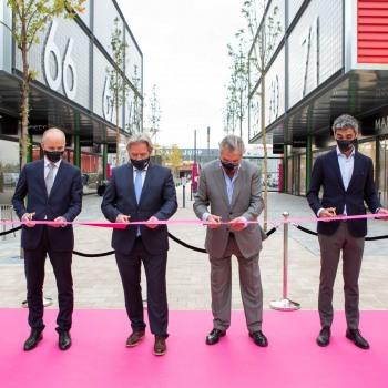 <p>Gerhard Graf i Thomas Reichenauer z ROS Retail Outlet Shopping; Alfonso Sol&aacute;ns &amp; &Aacute;lvaro Sol&aacute;ns, Grupo Iberebro</p>