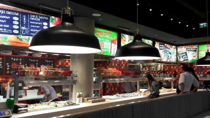 Kuchnia Marche W Radomskim Centrum
