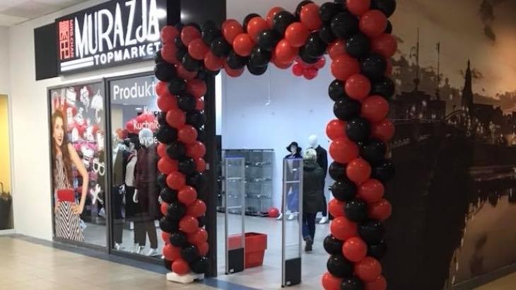 Pierwszy w Gorzowie Wlkp. sklep marki Murazja