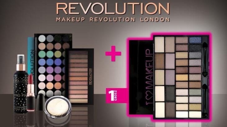 Makeup revolution warszawa