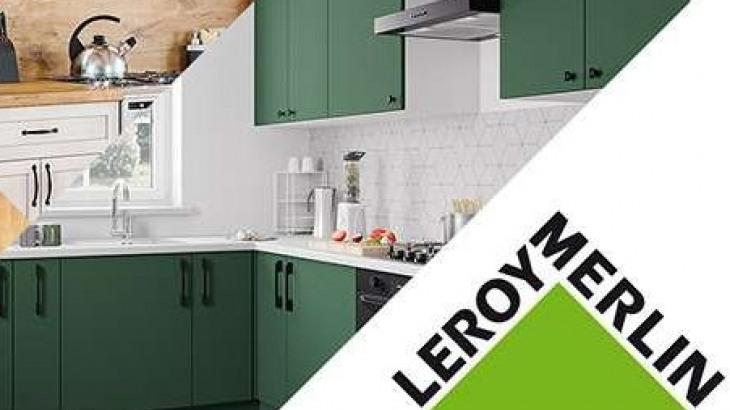 Kuchnia W 7 Dni Od Projektu Po Dostawe W Leroy Merlin